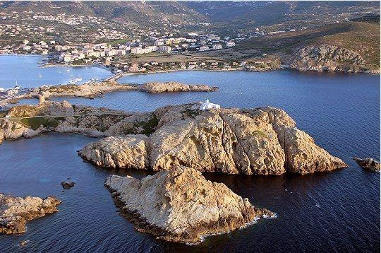 L'Ile Rousse, Corse
