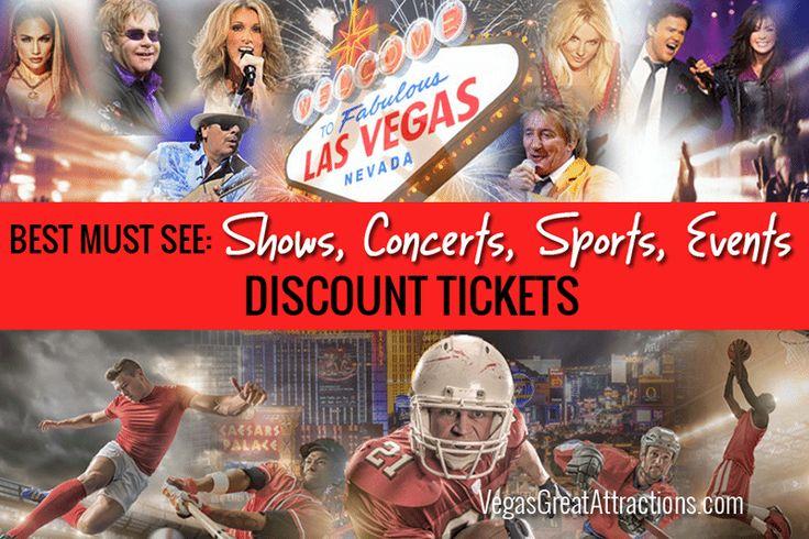 Las Vegas Shows and Events Calendar