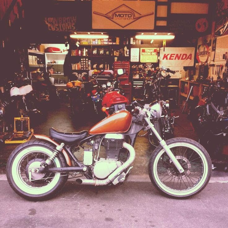 18 best bobbermoto chop shop images on pinterest | bobbers