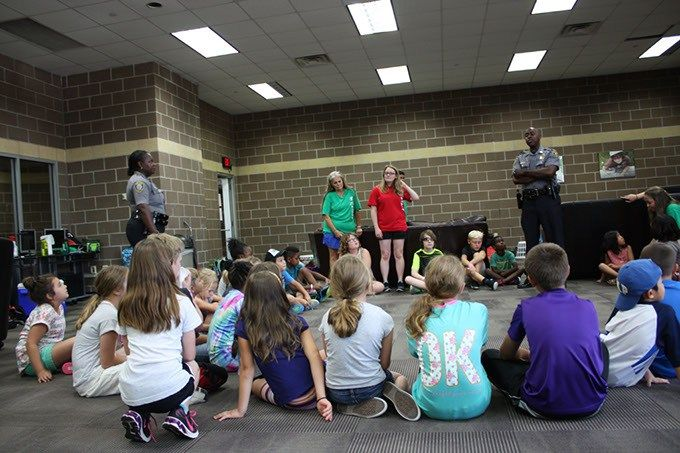 180 best press news images on pinterest oklahoma city for Garden city ymca pool schedule