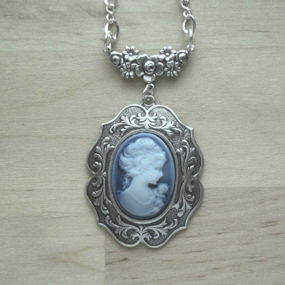 Hey, I found this really awesome Etsy listing at https://www.etsy.com/listing/201774637/victorian-cameo-necklace-victorian