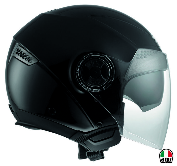 AGV New Citylight - Mono Black