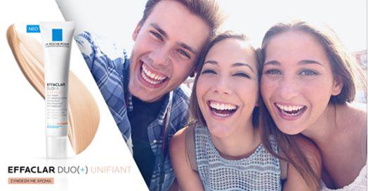 Effaclar Duo Unifiant: επανορθωτική φροντίδα με χρώμα
