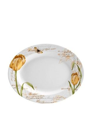 45% OFF Mikasa Seraphine Oval Platter, 11