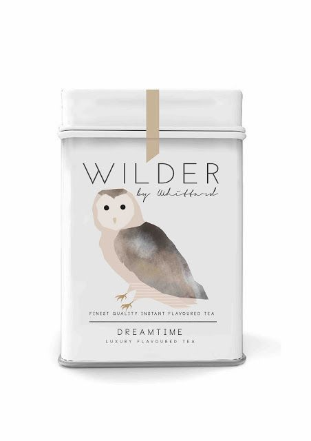 Wilder by Whittard (Student Project) | Creative Package Design Gallery