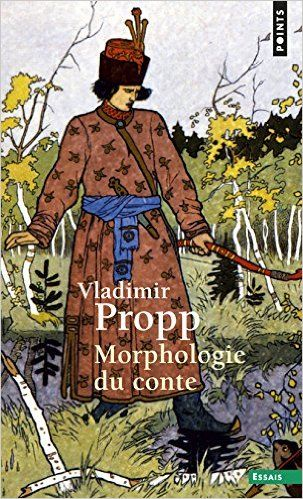 Morphologie du conte (Points Essais): Amazon.es: Vladimir Propp: Libros en idiomas extranjeros