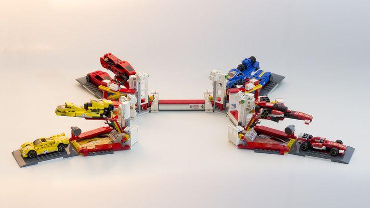 Shell Ferrari Future Race Circuit 2015 Alternative Design