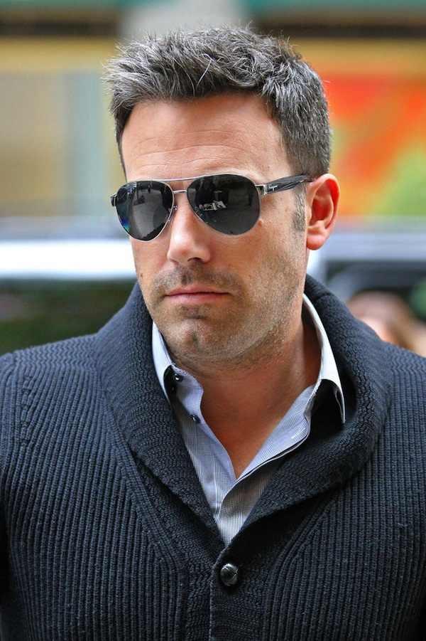 argo 39 s ben affleck wearing ferragamo sunglasses male celebrities spotted pinterest. Black Bedroom Furniture Sets. Home Design Ideas