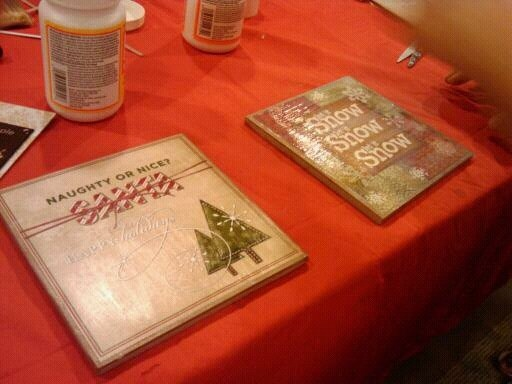 Pinterest Christmas Craft Projects