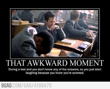We've all had this moment.: Awkward Moments, Time, Life, Quote, So True, Funny Stuff, Funnies