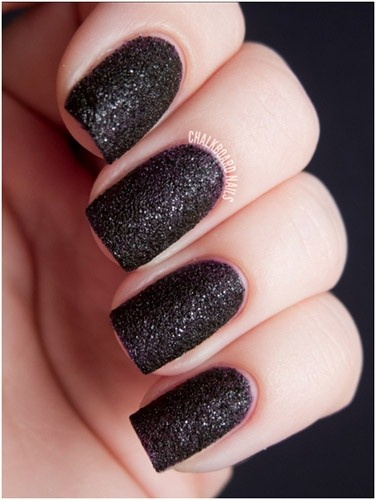 how to make matte nail polish with steam