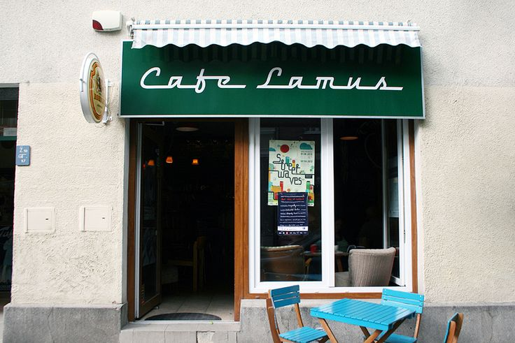 Browarnik Tomek: Cafe Lamus - Gdańsk