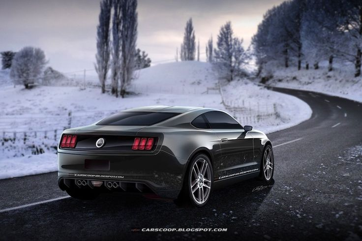2015 Ford Boss Mustang