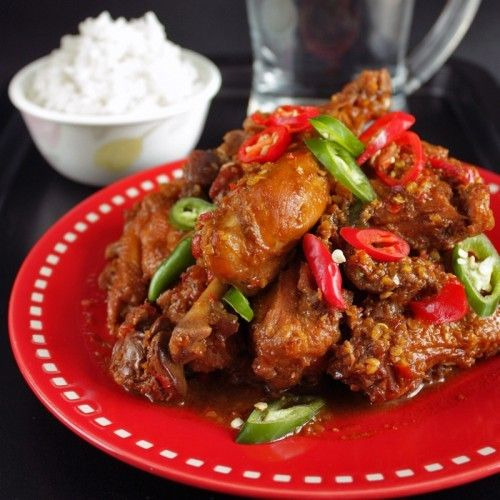 Spicy Soy Sauce Recipes — Dishmaps