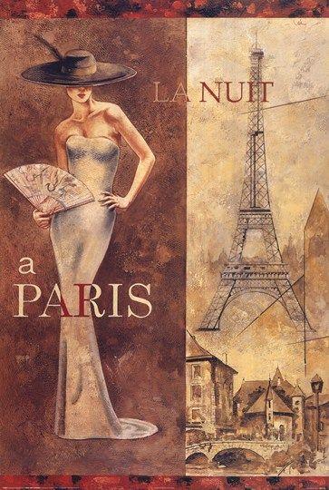 La Nuit a Paris II