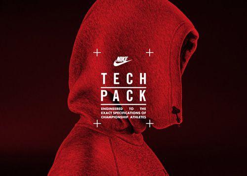 NIKE TECH PACK:TECH FLEECE ナイキが作り出した「究極のライフスタイルウェア」。
