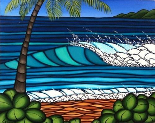 hawaiian art = love
