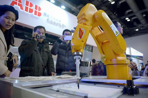 Dec 7 China Wants to Replace Millions of Workers with Robots.  China needs advanced robotics to help balance its economic, social, and technological ambitions with continued growth.