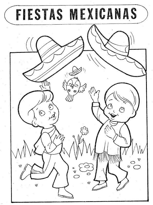 Independencia De Mexico Para Colorear Dibujos De La Independencia Dia De La Independencia Mexicana Dibujos Para Colorear