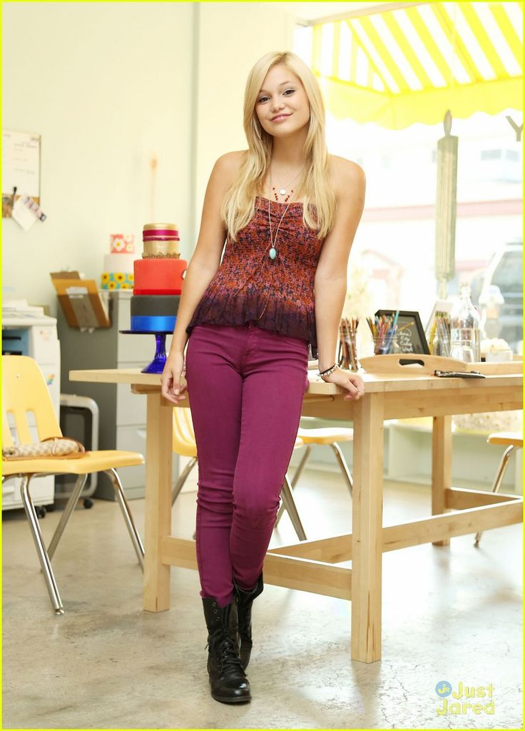 Olivia Holt: Sweet 16 Cake Designer