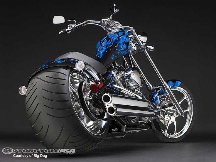 extreme motorcycles | 2008 Big Dog Motorcycles 1st Look - Motorcycle USA