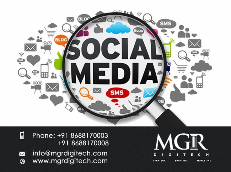 Social Media Marketing : Build Your brand & drive revenue with social media management. MGRDIGITECH  offers Social Media Marketing services affordable prices.  For details: Contact us today Phone: +91 8688170003, +91 8688170008 Email-Id:info@mgrdigitech.com Website:www.mgrdigitech.com  #MGR,#MGRDigitech,#Digital,#OnlineSales, #DigitalSolutions,#SocialMediaMarketing