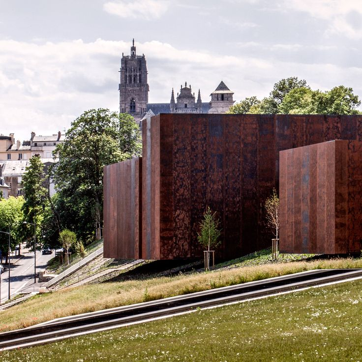 Soulages Museum, Rodez, France (2014) | RCR Arquitectes in collaboration with G Trégouët