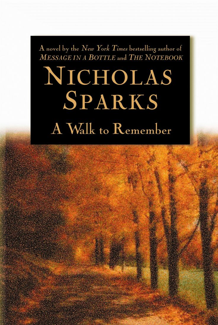 a walk to remember 2 Read a walk to remember book reviews & author details and more at amazon in  the order quantity for this product is limited to 2 units per customer.