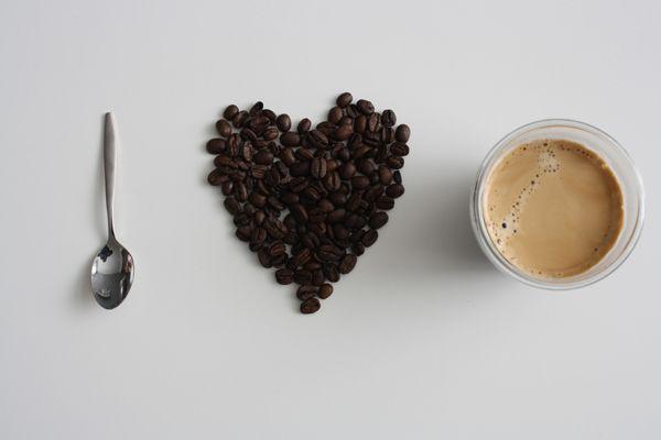 I <3 koffie