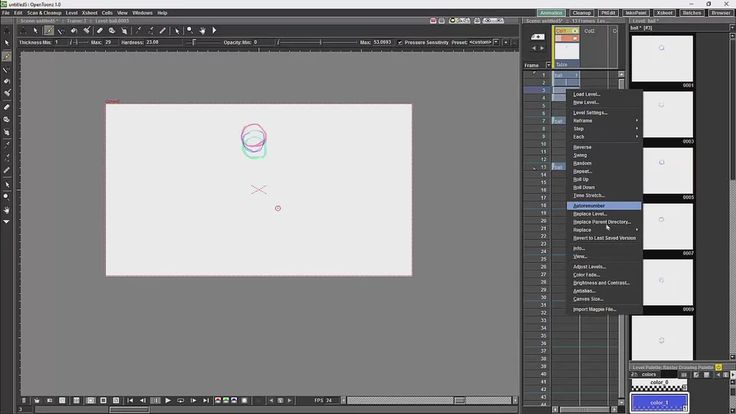 "Opentoonz Tutorial 6 Onion Skin and ""Shift and trace"" on Vimeo"