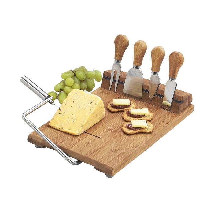 6 Piece Stilton Cheese Board Set