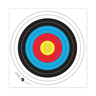 Petron Paper Targets, £9.99, Firebox (60cm)