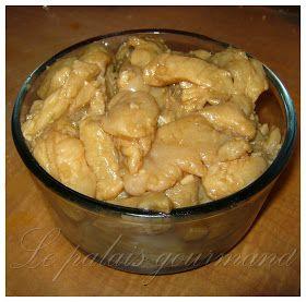 Une excellente marinade utilisé pour mon poulet lors de mon dîner raclette. J'ai pris la recette chez Ricardo et on peut faire mariner l...