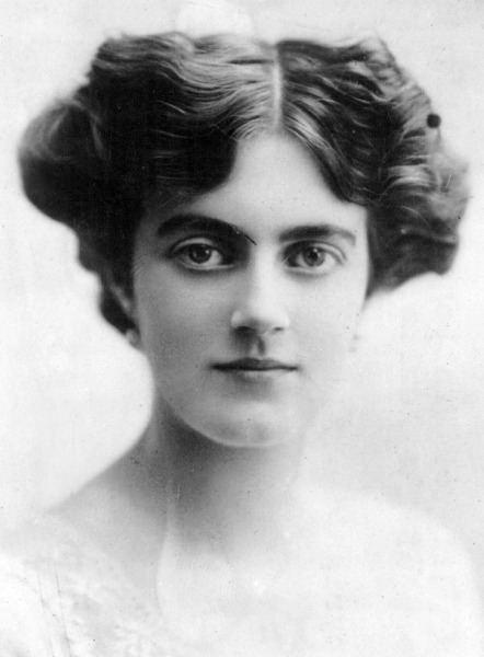 Clementine Churchill in 1915 (Mrs Winston Churchill)