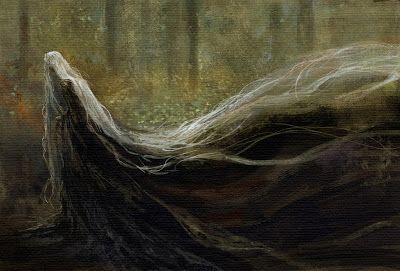 La Sombra Madre ya cruzó el Nubloso y se pasea por el bosque de los Confines... © 2016 Gonzalo Kenny