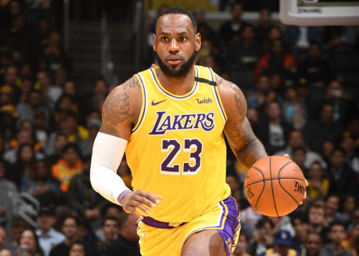 Photos Lakers Vs Cavaliers 01 13 2020 In 2020 Lakers Vs Nba Breaking News