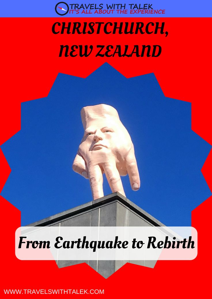 Christchurch, New Zealand is a perfect example of rebuilding from disaster.  Project Re-start and a cathedral are some examples of rebuilding.  The Avon River is a sight worth seeing. The Canterbury Museum and Botanical Gardens are full of flowers and beautiful architecture.  #Canterbury #Botanical #Gardens #disaster #earthquake #rebuilding #cathedral #travel Read more at www.travelswithtalek.com