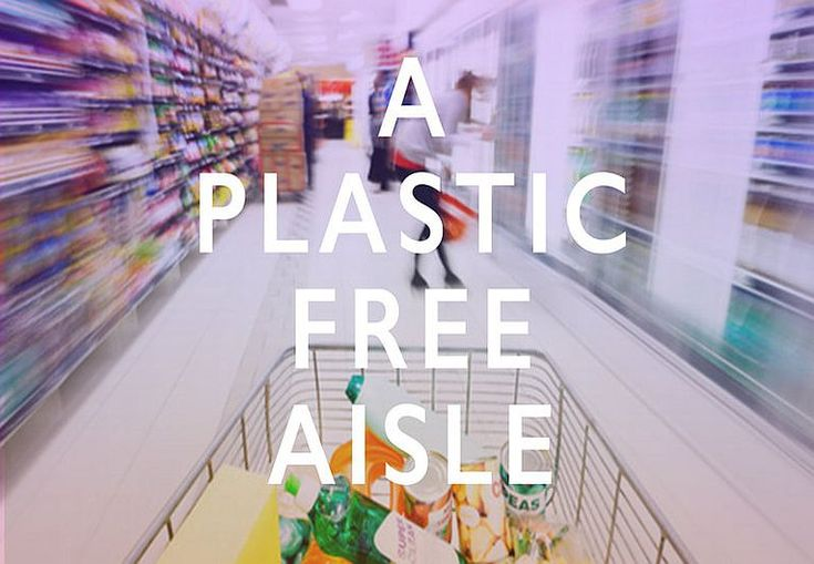 UK supermarkets must take lead in tackling plastic pollution