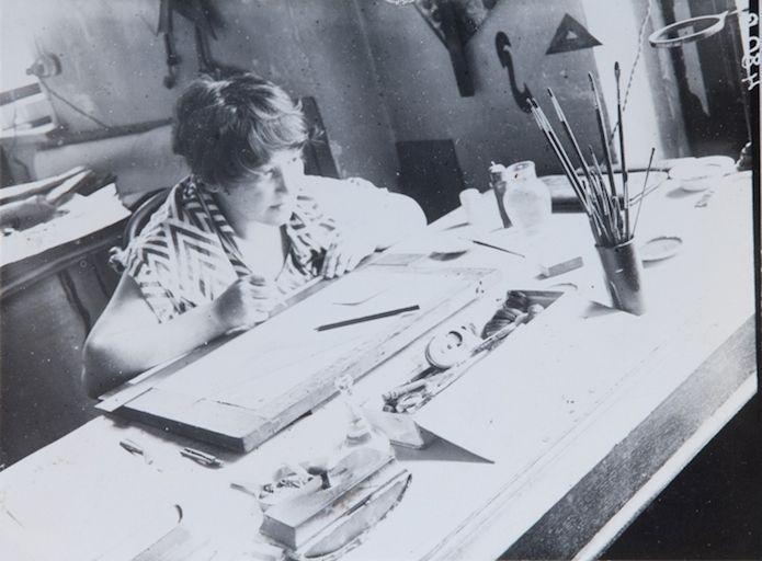 Vavara Stepanova (9 November 1894 – 20 May 1958)   We Are Not A Muse