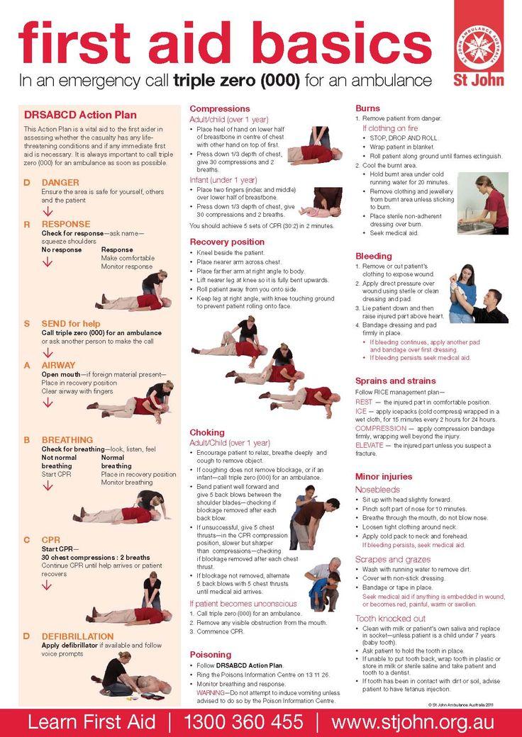 First Aid Kit Manual Pdf