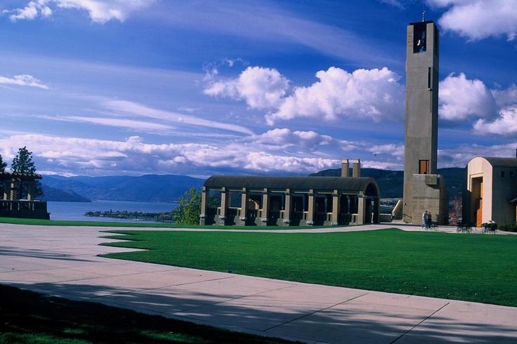 Kelowna Mission winery.
