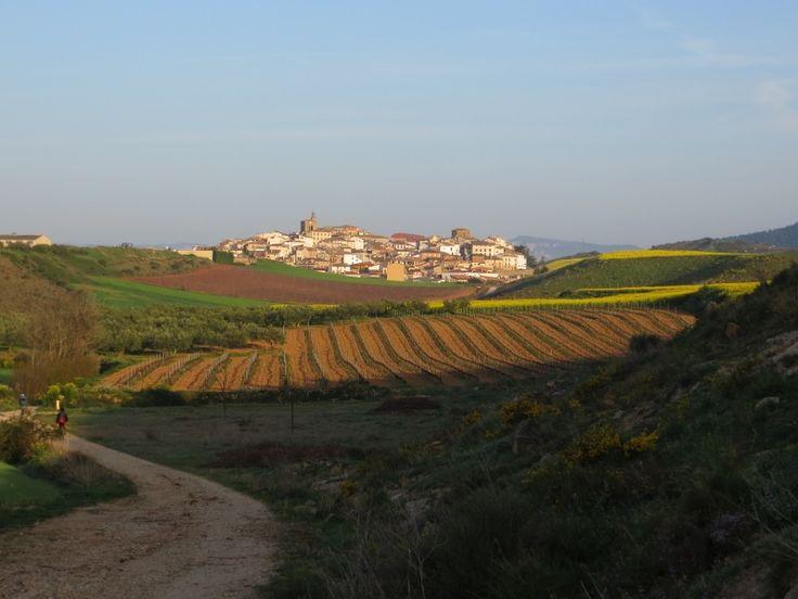 Cirauqui, Navarra - Camino de Santiago