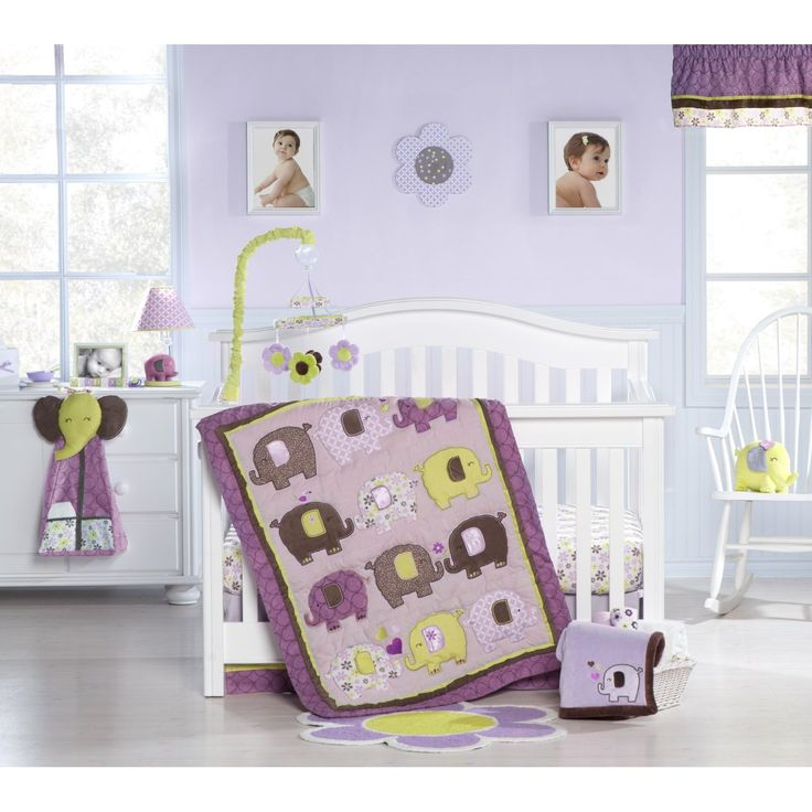 elephant patches bedding by carters elephant baby crib bedding only if i knew my baby girl was gonna love elephants
