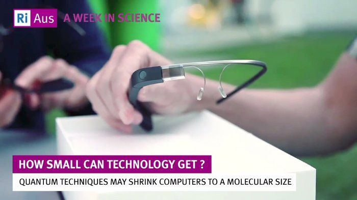 Can technology keep getting smaller and faster? - Science,Technologies,STEM (7,8,9,10). Since the first generation models of the 1940s, computers have dramatically shrunk in size while becoming much faster. Moore's Law predicts the rate at which computer speeds increase, but is there a limit to how small and fast computers can become? This clip describes the changes in computer hardware over time, their impact on our lives, and predictions for future computing.