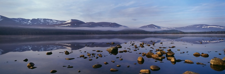 Loch Morlich, Cairgorms by Colin Prior
