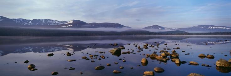 Loch Morlich, Cairgorms by Colin Prior