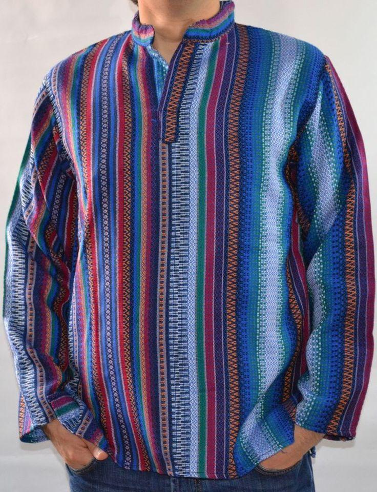 Medieval Historical shirt ottoman arabic ethnic sultan harem striped shirt