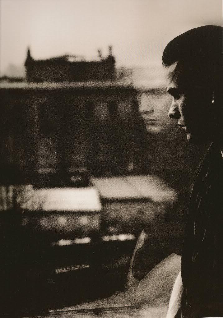 Larry Mullen (U2) by Anton Corbijn