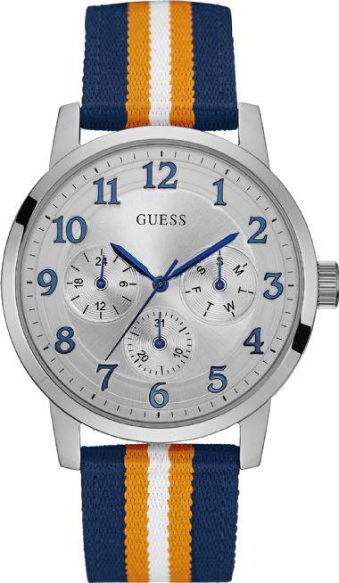 92647G0GDNN2 Relógio Masculino Esportivo Guess Multifunção | Guest Club