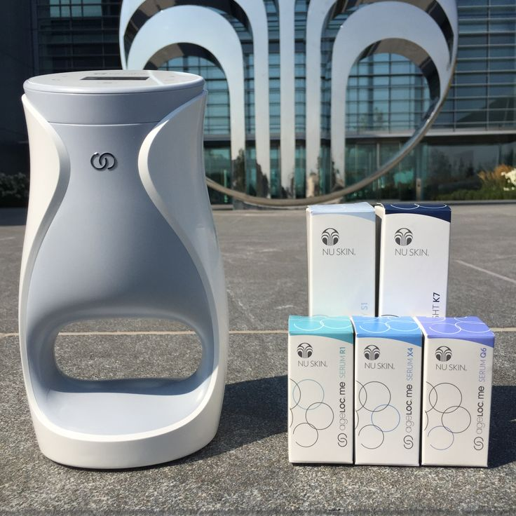 Customized for you, by you. #ageLOCme #NuSkin